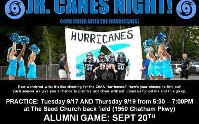 Jr. Canes Night