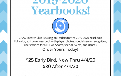 2019 - 2020 Coastal Homeschool Athletics Yearbook
